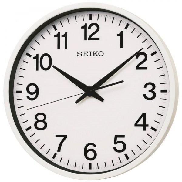 تصویر ساعت دیواری عقربه ای برند سیکو مدل QXZ001W