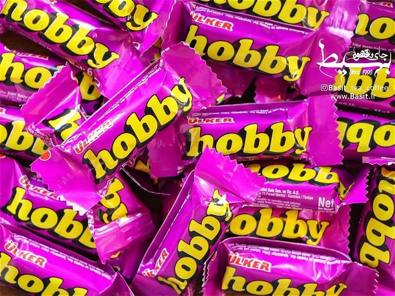تصویر شکلات های مینی هوبی بند انگشتی hobby mini