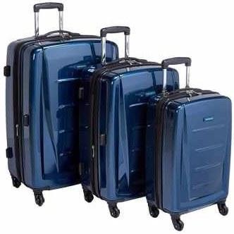 مجموعه 3 عددی چمدان سامسونیت مدل سیگما
