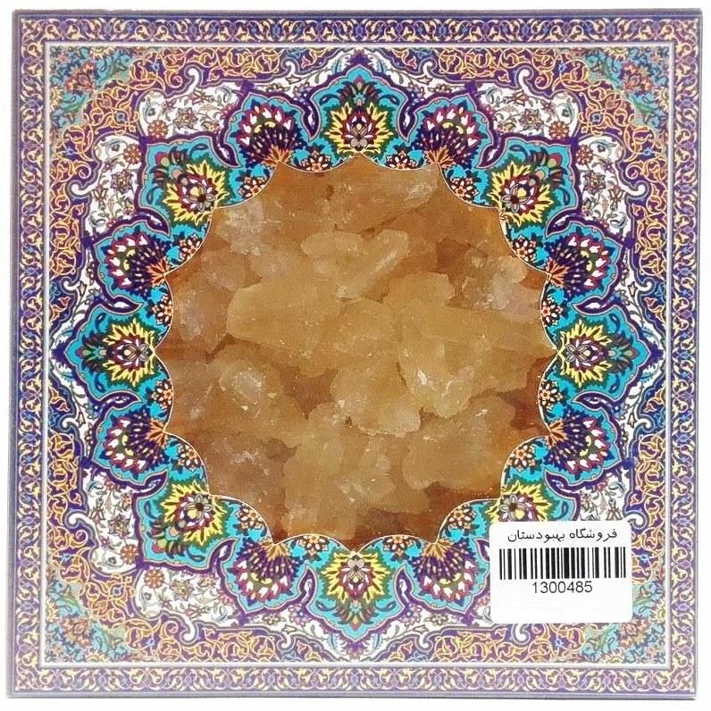 تصویر پرده نبات یزد طعم هل و گلاب ۸۵۰ گرمی