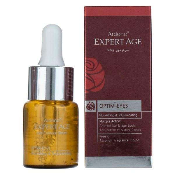 تصویر سرم ضد چروک و سفت کننده پوست آردن مدل Expert Age حجم 25 میل Ardene Expert Age Anti Wrinkle And Lifting Serum 25ml