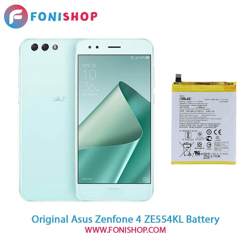 تصویر باتری اصلی ایسوس Asus Zenfone 4 ZE554KL