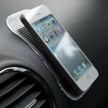 بدون نیاز به چسب | پد ژله ای نگهدارنده موبایل در همه جا