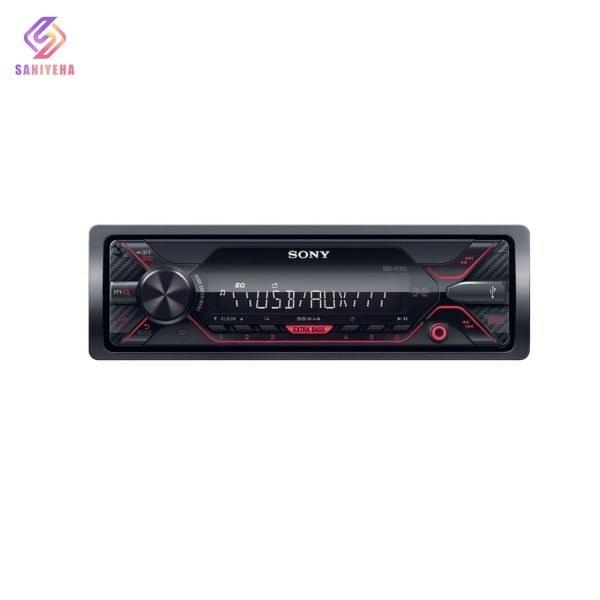 تصویر پخش کننده خودرو دکلس سونی مدل DSX-A110U Sony Deckless Car-Audio - DSX-A110U
