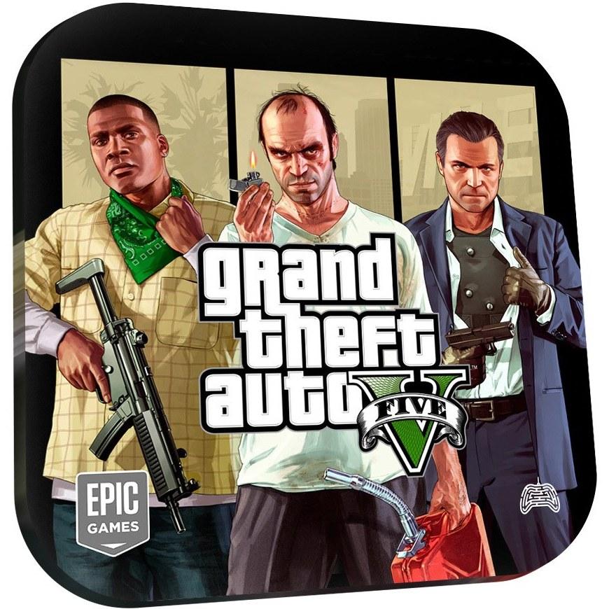 تصویر GTA V - Epic Games