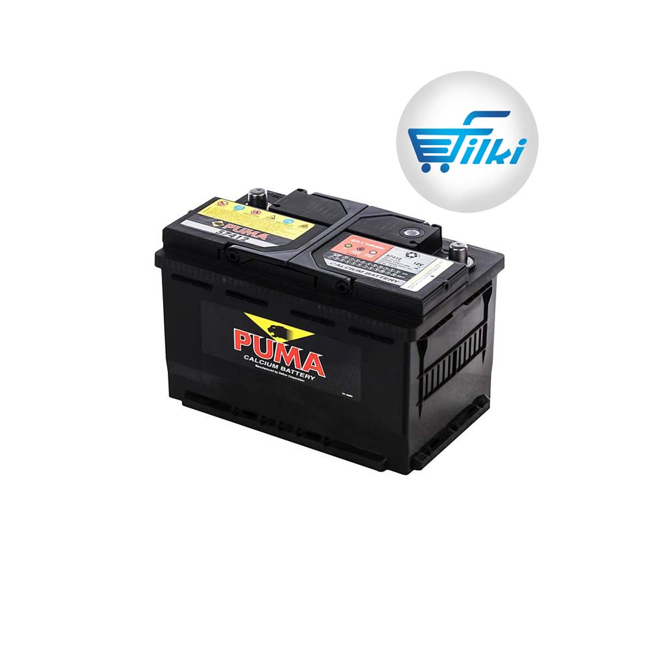 باتری ۷۴ آمپر پوما باتری اتمی خودرو  