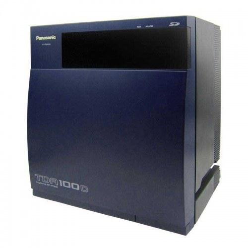 تصویر سانترال آنالوگ پاناسونیک مدل KX-TDA100DBA Panasonic KX-TDA100DBA Digital Hybrid PB