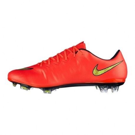 کفش فوتبال نایک مرکوریال ویپور 10 Nike Mercurial Vapor X FG 648553-690