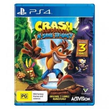 بازی Crash Bandicoot مخصوص PS4 | Crash Bandicoot GAME for PS4