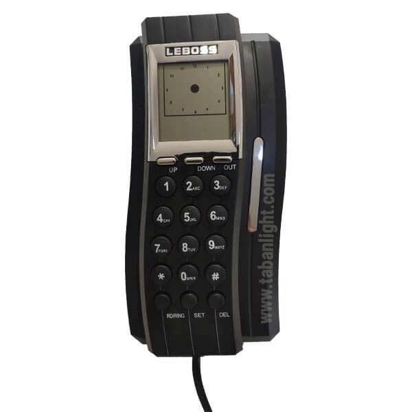 تصویر تلفن دیواری مخصوص آسانسور لیبوس مدل HCD3588