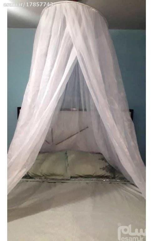 پشه بند سقفی آویز مناسب تختخواب (NiaTek-2BR)