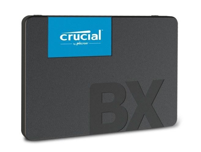 تصویر هارد اینترنال کورشیال مدل BX500 ظرفیت 480 گیگ Crucial BX500 SSD 480GB 2.5-inch