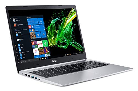 "Acer Aspire 5 Slim Laptop, 15.6"" Full HD IPS Displ..."