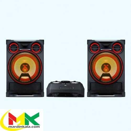 عکس سیستم صوتی 5000 وات  ال جی مدل XBOOM CK99 LG Home Audio XBOOM CK99 سیستم-صوتی-5000-وات-ال-جی-مدل-xboom-ck99
