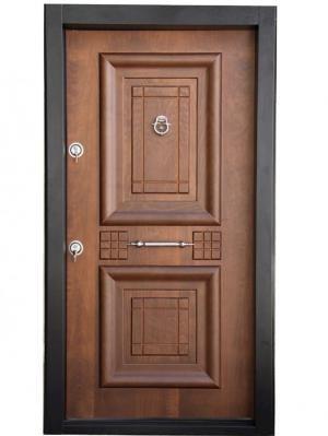 درب ضد سرقت مدل آبنوس |