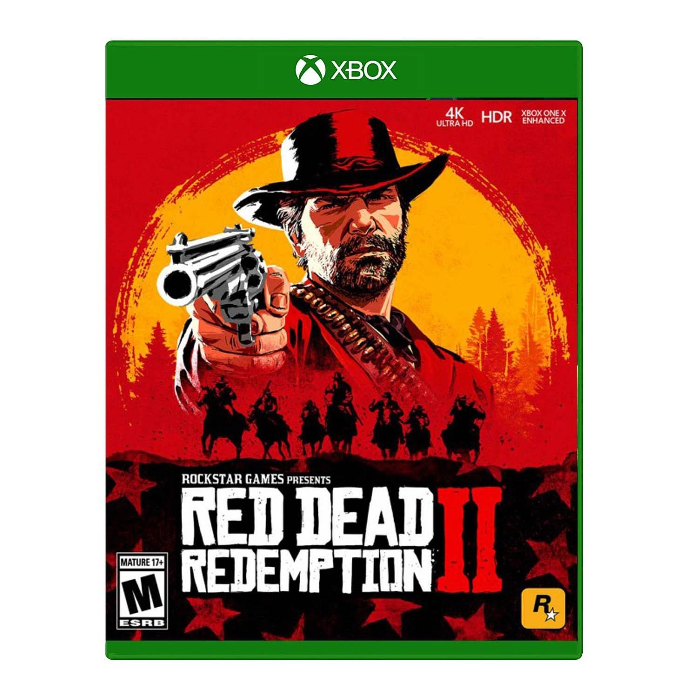 خرید بازی Red Dead Redemption 2 - ایکس باکس وان