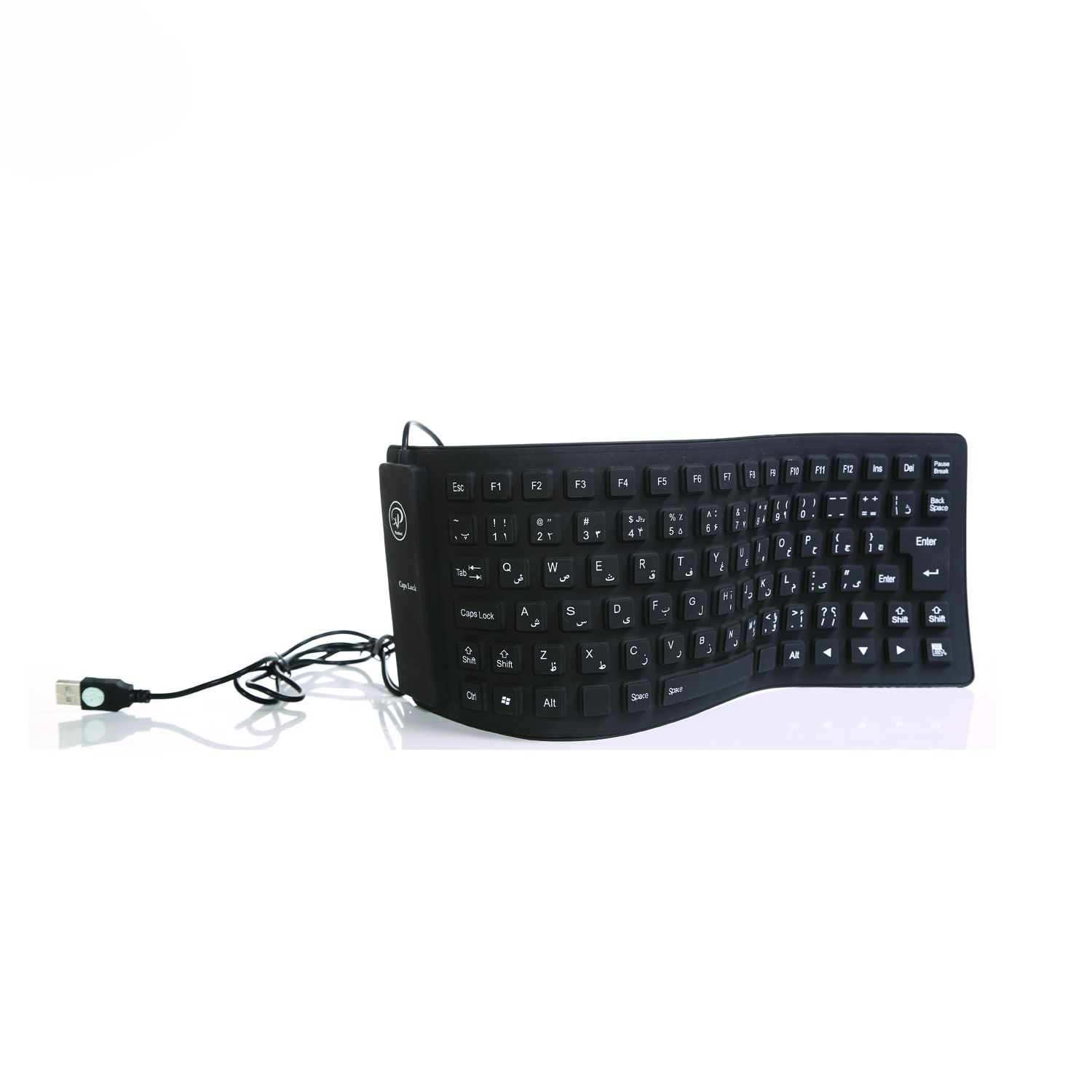 main images کیبرد ژله ای XP مدل 7001 XP Jelly Keyboard Model 7001