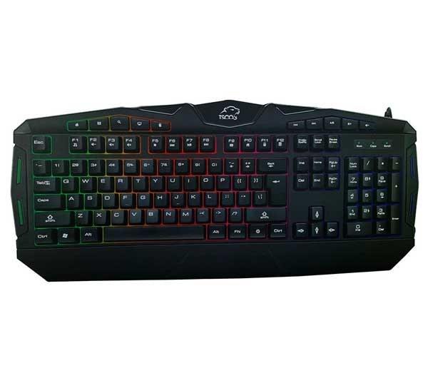تصویر کیبورد مخصوص بازی تسکو مدل TK 8117 TSCO TK 8117 Keyboard