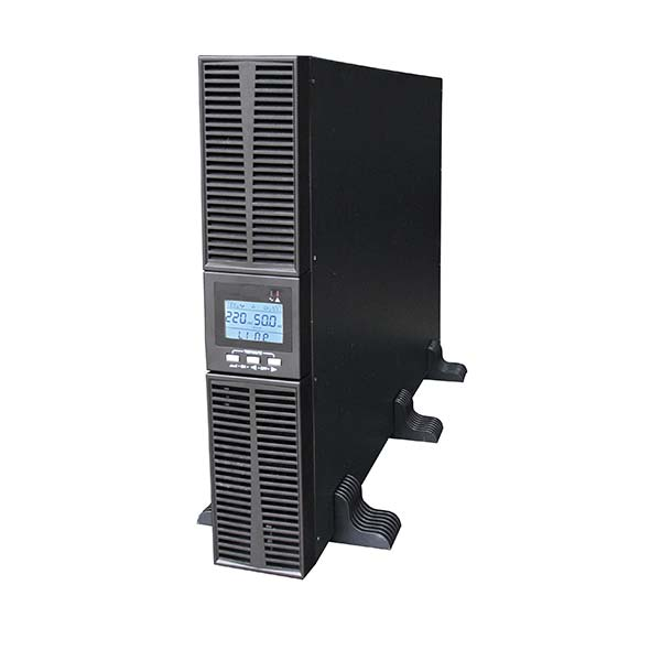تصویر یو پی اس آنلاین رک مونت آلجا 10000VA مدل KR-RM-10000S باتری داخلی