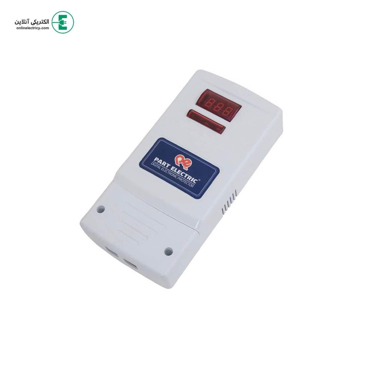 تصویر محافظ نوسان برق پارت الکتریک مدل PE5137 ا Part Electric PE5137 Surge Protector Part Electric PE5137 Surge Protector