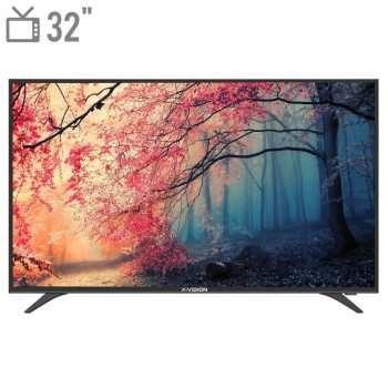 تلویزیون 32 اینچ ایکس ویژن مدل XT520