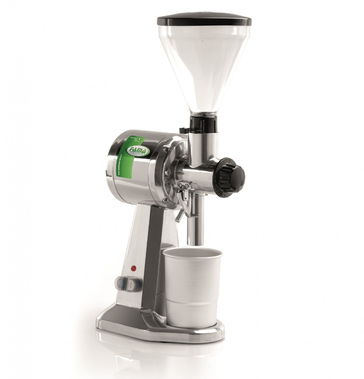 تصویر آسیاب قهوه Fama مدل CS Fama Combo Coffee Grinder and Grater CS