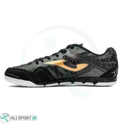 کفش فوتسال جوما Joma Regate 2001 IN Black Gold