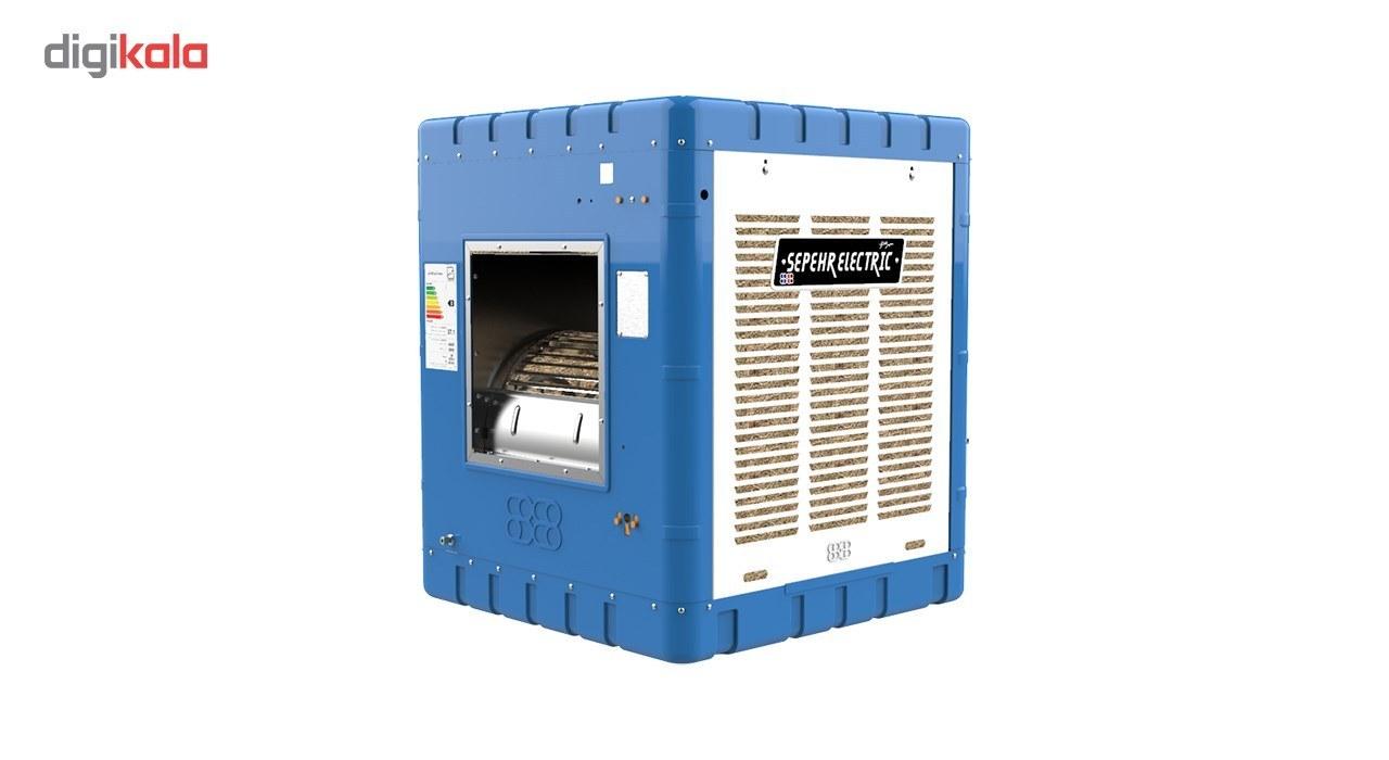 img کولر آبی سپهر الکتریک 3500 مدل SE350C SEPEHR ELECTRIC COOLER SE350C