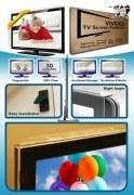 محافظ صفحه نمایش تلویزیون ضد ضربه (40 و42 اینچ)وی دی دکس TV SCREEN PROTECTOR VIVIDEX  
