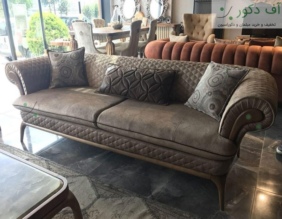 مبل راحتی چستر ترک chester sofa |