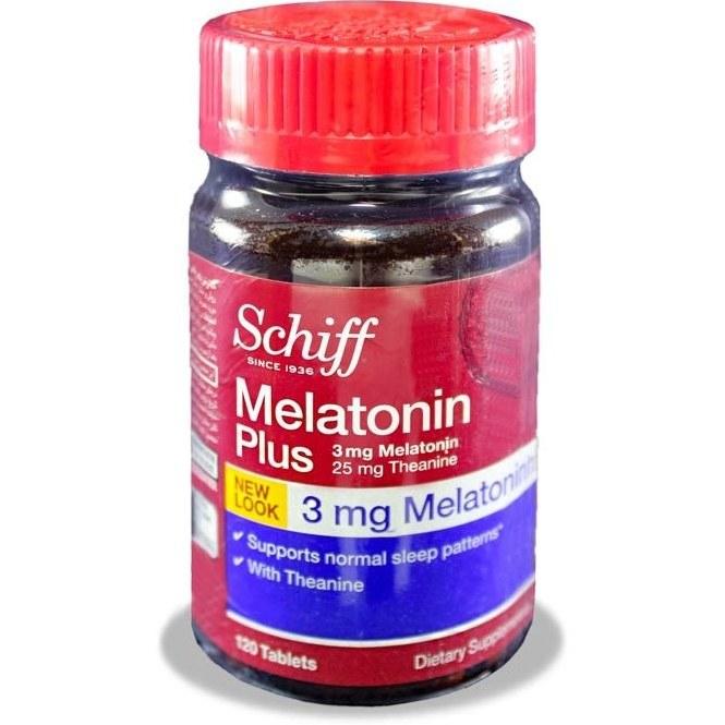 ملاتونین پلاس شف – Melatonin Plus Schiff