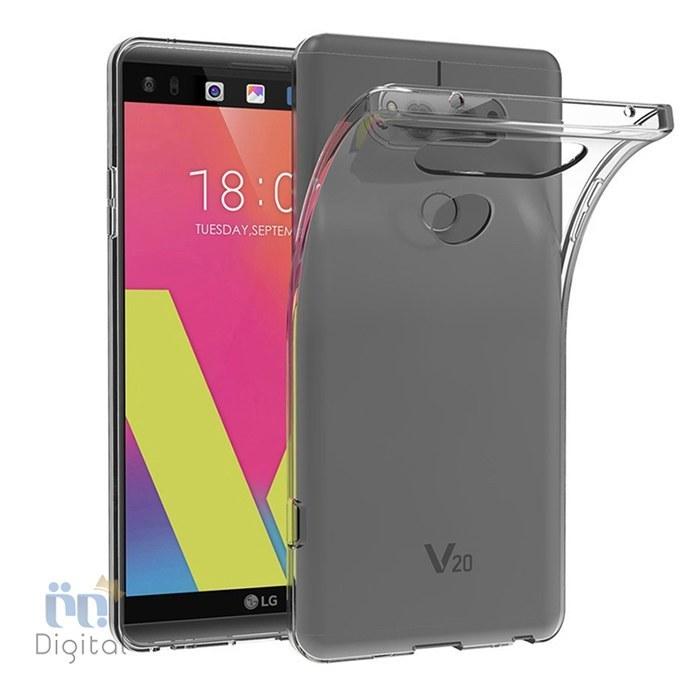 تصویر کاور محافظ ژله ای TPU مناسب برای گوشی ال جی مدل V20 - merit, ضمانت تعویض ۷ روزه برتر دیجیتال
