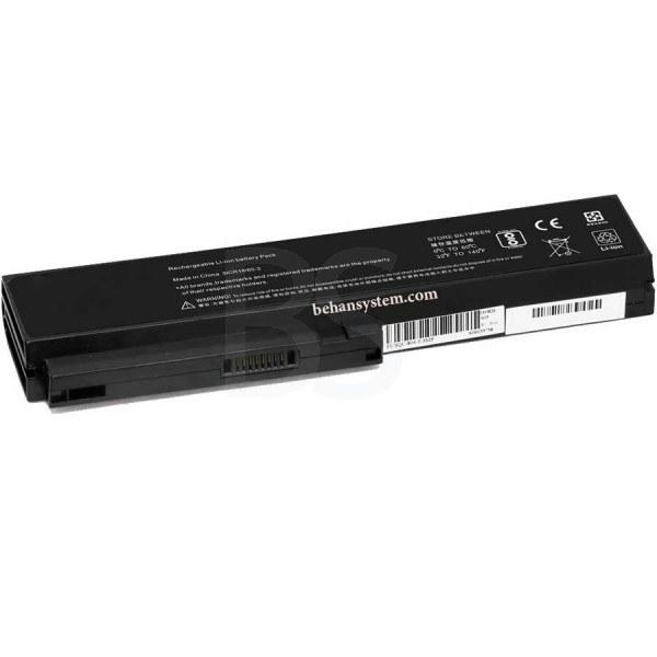 باتری لپ تاپ LG مدل R510