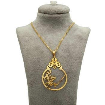 گردنبند طلا 18 عیار زنانه کد 05