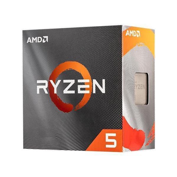 main images پردازنده مرکزی ای ام دی مدل AMD Ryzen 5 3500X CPU AMD Ryzen 5 3500X