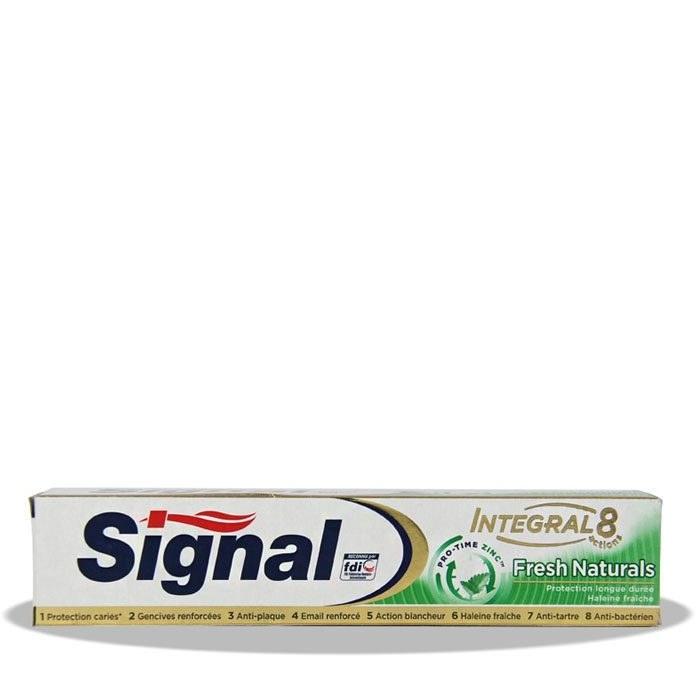 خمیر دندان سیگنال فرش نچرال