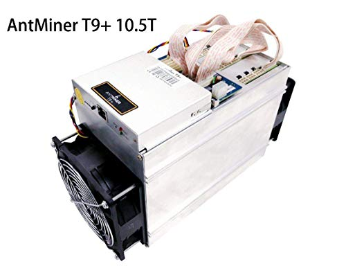 Antminer T9 10.5TH / s 16nm ASIC Bitcoin Miner