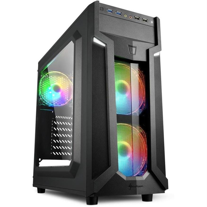 کیس شارکن مدل VG۶-W RGB