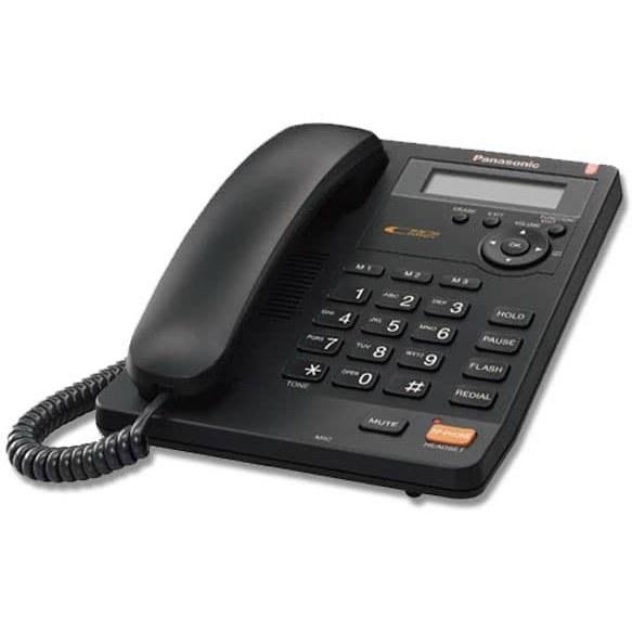 تصویر تلفن رومیزی پاناسونیک TS600MX / تلفن KX-TS600MX