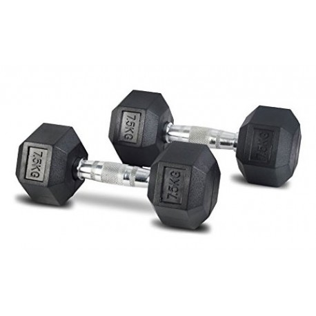 وزنه 6 ضلعی برتراسپرت bartar sport 7.5Kg