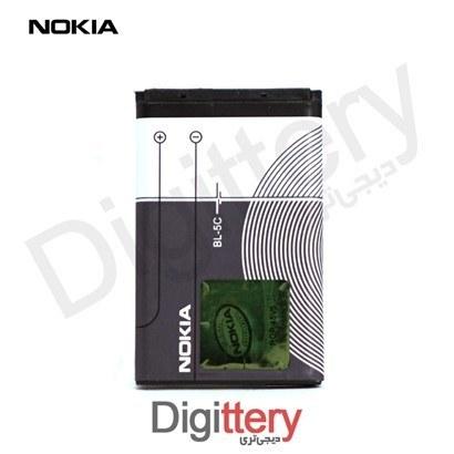 تصویر باتری اصلی نوکیا Nokia BL-5C