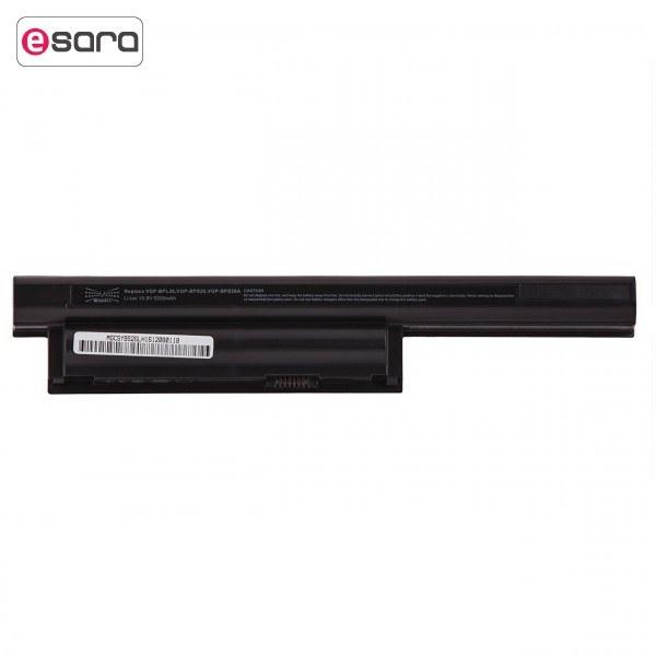 باتری یوبی سل 6 سلولی لپ تاپ Sony Vgp-BPS26