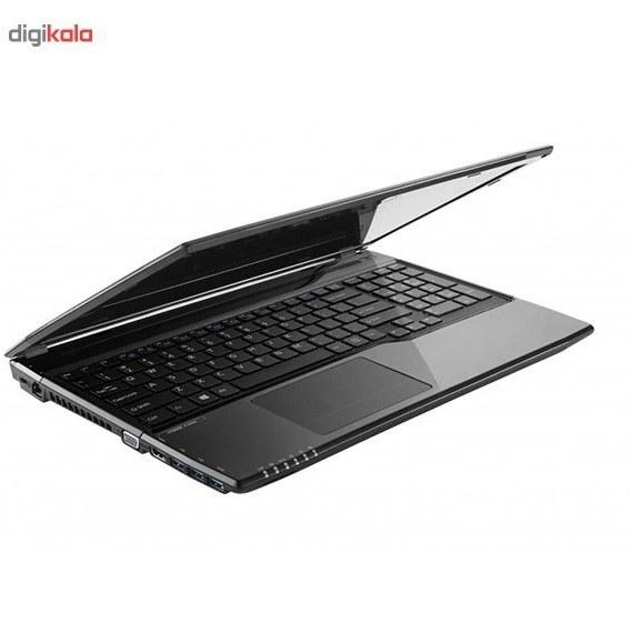 img لپ تاپ ۱۵ اینچ فوجیستو LifeBook AH544 Fujitsu LifeBook AH544   15 inch   Core i7   4GB   1TB   2GB