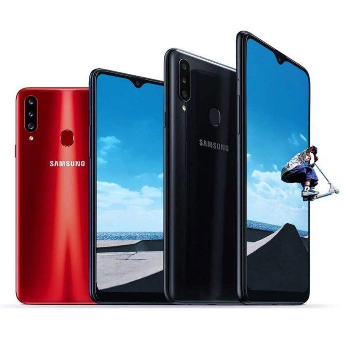 img گوشی سامسونگ گلکسی A20s | ظرفیت ۳۲ گیگابایت Samsung Galaxy A20s | 32GB