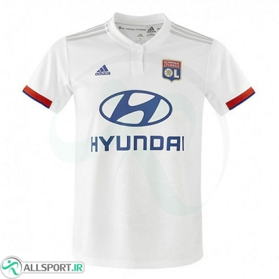 پیراهن اول المپیک لیون Olympique Lyon 2019-20 Home Soccer Jersey |