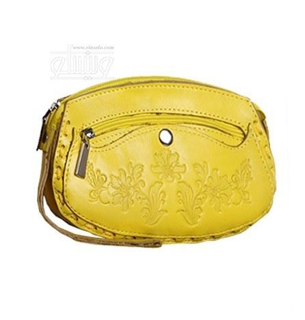 کیف آرایشی چرم نگار 205504
