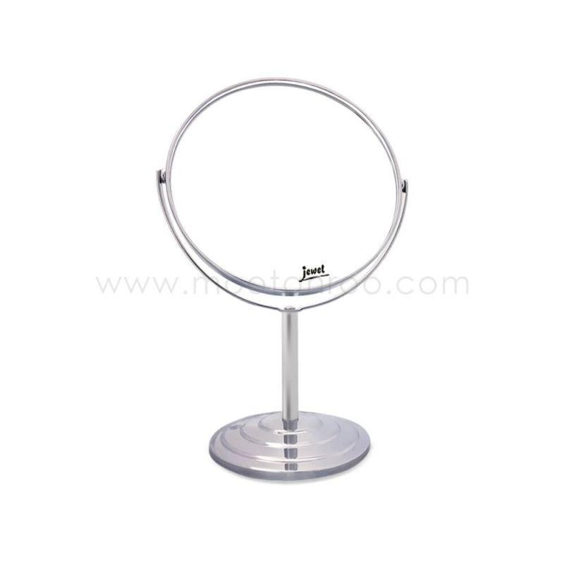 آینه رومیزی گرد سایز 5 Jewel