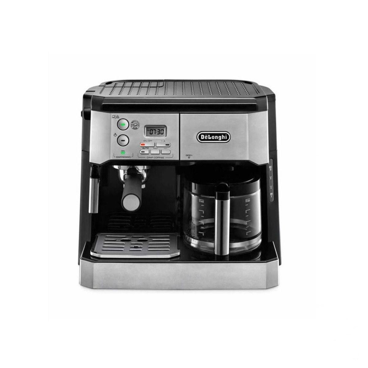 تصویر اسپرسو ساز دلونگی 1750 وات BCO421 Delonghi BCO421 Delonghi Espresso Maker 1750w