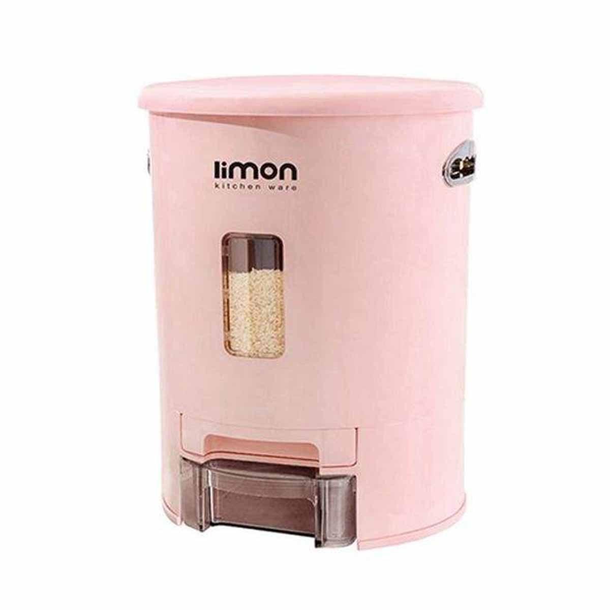 تصویر ظرف برنج لیمون گنجایش 14 کیلوگرم