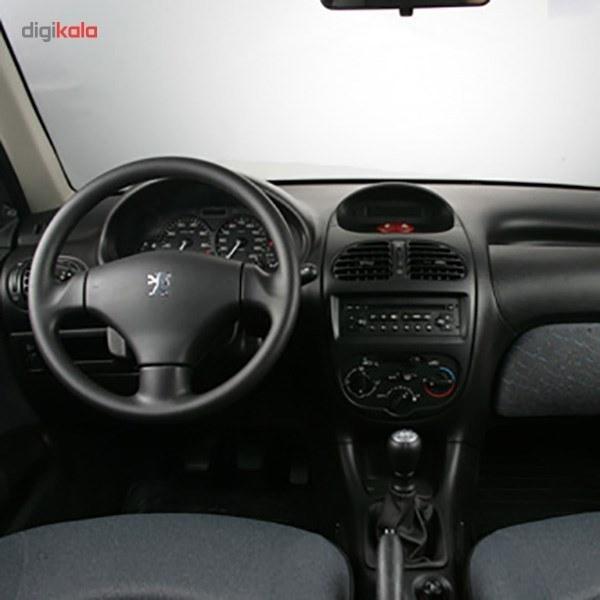 عکس خودرو پژو 206 تیپ 3 دنده ای سال 1390 Peugeot 206 Trim 3 1390 MT خودرو-پژو-206-تیپ-3-دنده-ای-سال-1390 19